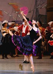 2019國家大劇院舞蹈節:馬林斯基劇院芭蕾舞團《堂·吉訶德》
