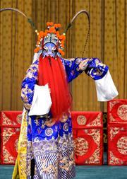 """长安大戏院12月25日 """"裘韵欣声""""刘嘉欣个人专场演出——京剧《连环套》"""
