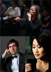 """醇·萃古典:""""生命狂想曲""""郑明勋、霍洛坚科与国家大剧院管弦乐团演绎陈其钢、拉赫玛尼诺夫与贝多芬"""