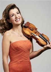 醇·萃古典/贝多芬纪念周:安妮-索菲·穆特小提琴独奏音乐会