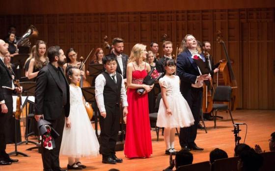 余隆演绎贝多芬 田园 交响曲在线订票 上海交响乐团音乐厅 中票在线