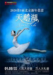 2020第5届北京新年芭蕾—乌克兰基辅大剧院芭蕾舞团《天鹅湖》