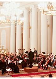 """""""莫斯科郊外的晚上""""列宁格勒州国立交响乐团新春音乐会"""