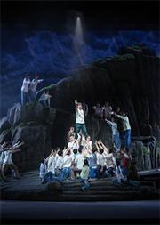 国家大剧院首届非遗艺术周:台州乱弹剧团 台州乱弹《我的大陈岛》