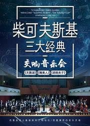 柴可夫斯基三大经典 《天鹅湖》《睡美人》《胡桃夹子》交响音乐会