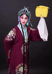 长安大戏院10月5日日场 京剧《穆桂英挂帅》