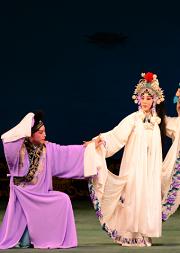 长安大戏院10月4日日场 京剧《白蛇传》
