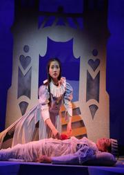 中国儿童艺术剧院 儿童剧《小美人鱼》