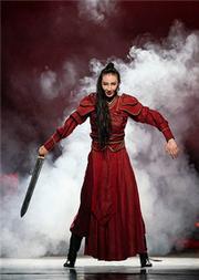 """国家大剧院""""冬日之约""""系列:宁波市歌舞剧院舞剧《花木兰》"""