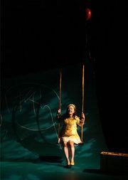 中国儿童艺术剧院 儿童剧独角戏《木又寸》