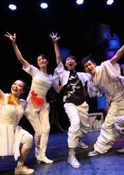 中国儿童艺术剧院 儿童剧《伊索寓言》