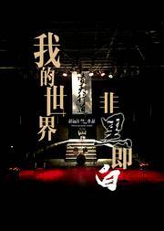 彭远江 戏剧作品《我的世界 非黑即白》