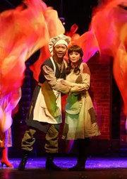 中国儿童艺术剧院 儿童剧《卖火柴的小女孩》